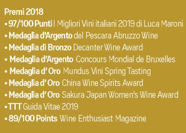 Citra Premi Caroso 2018