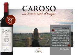 Winespectator Caroso Montepulciano D'Abruzzo