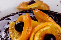 Torta morbida al montepulciano