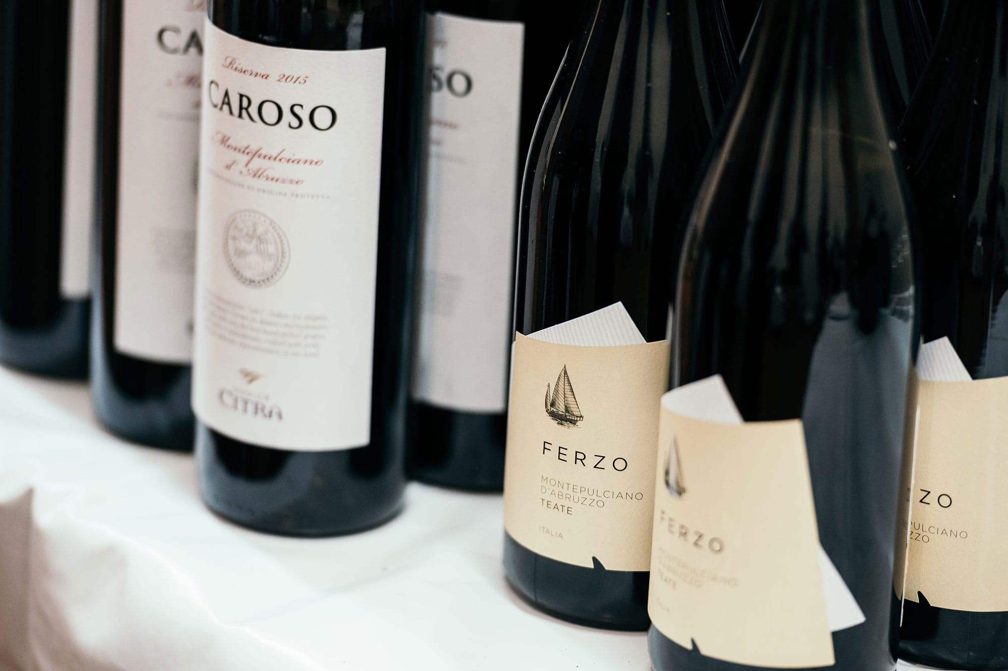 i vini di codice citra