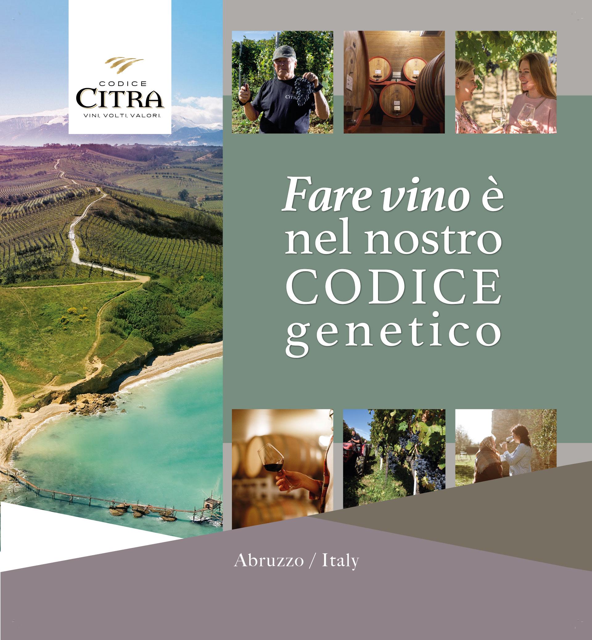 Codice Citra partecipa agli eventi più importanti del vino